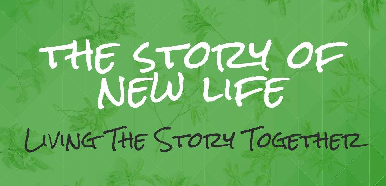 The Story of New Life: Living The Story Together
